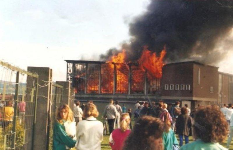 1989 Fire